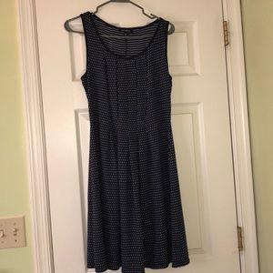 Max Edition Polka Dot Dress